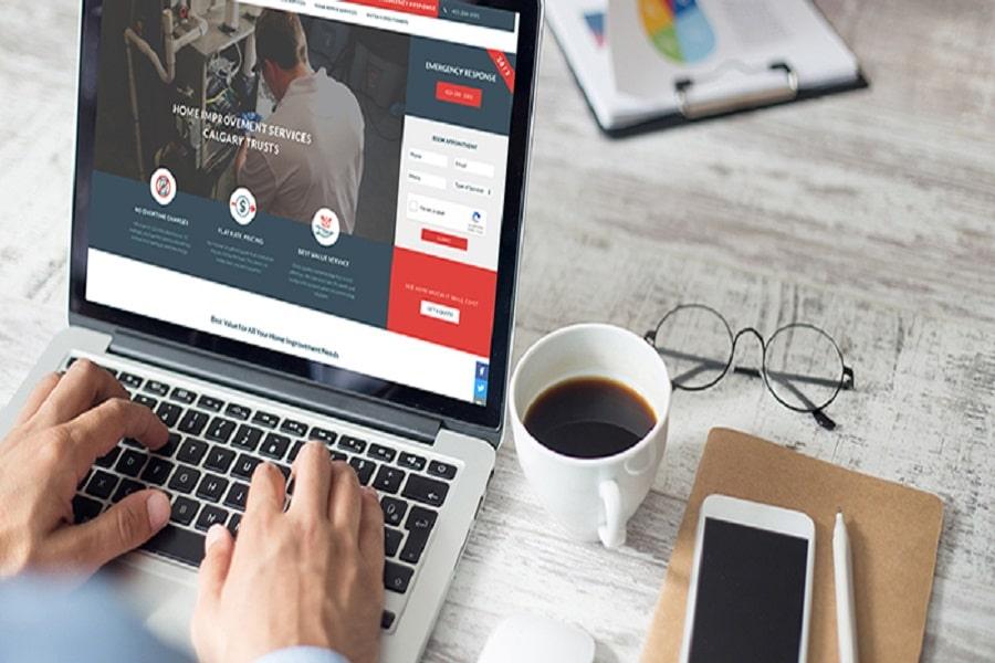 Marketing Calgary Website Design