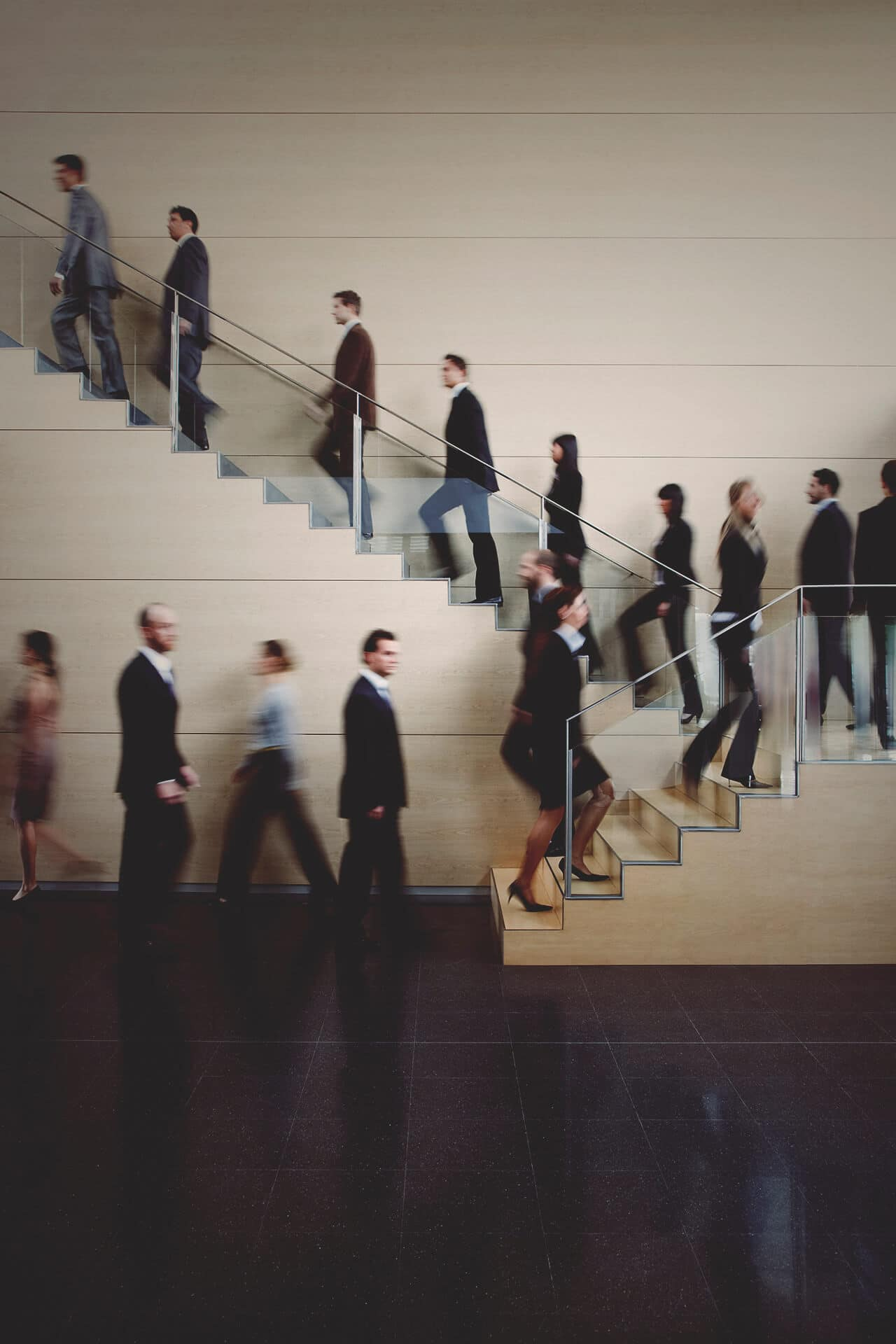Business Stairs