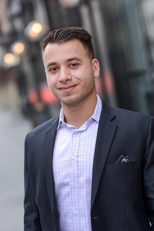 Tarek Mohajer Pic