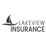 lakeview insurance logo