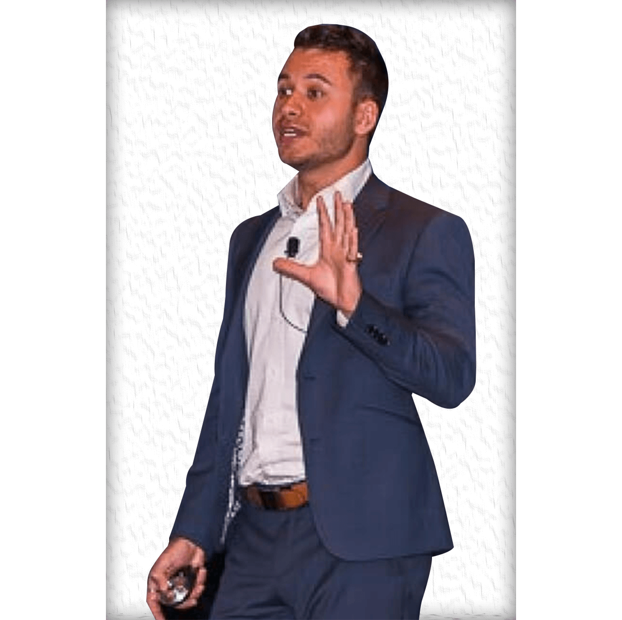 marketing speaker tarek