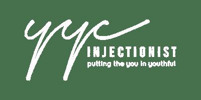 yyc injectionist white logo