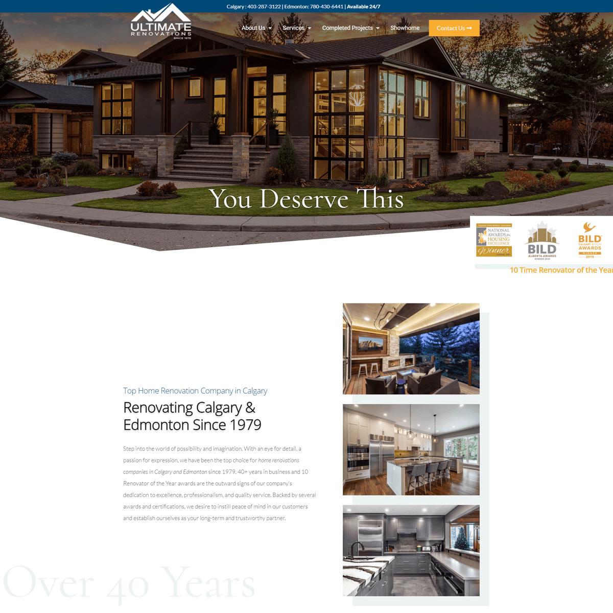 website-design-portfolio-after-ultimate-renovations