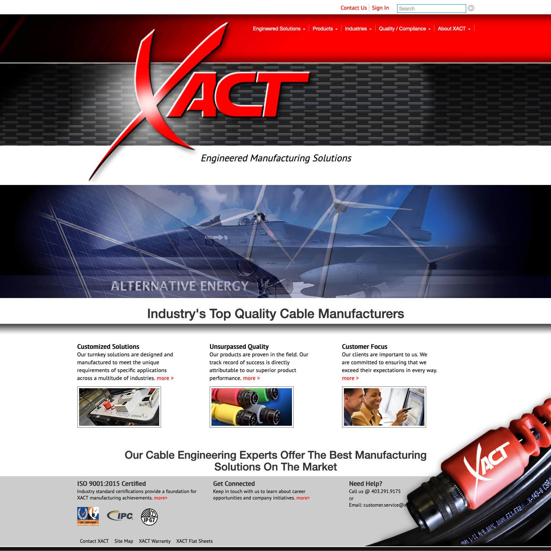 website-design-portfolio-before-xact