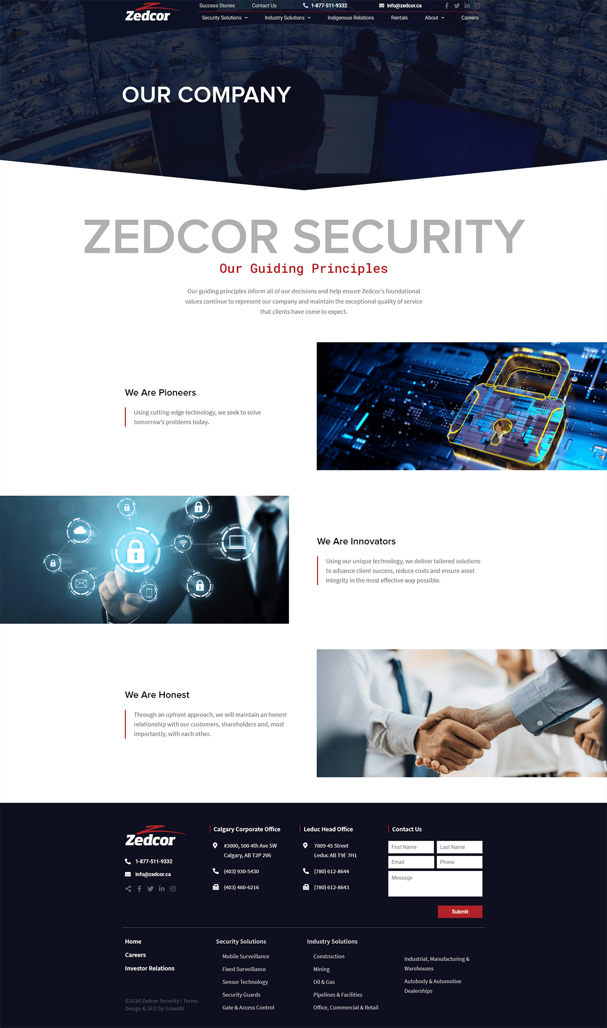 zedcor security about