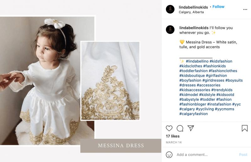 Messina dress image