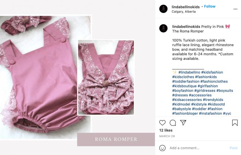 Roma Romper image