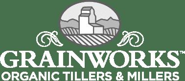 grainworks white logo