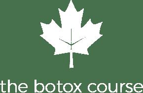 botox course white logo