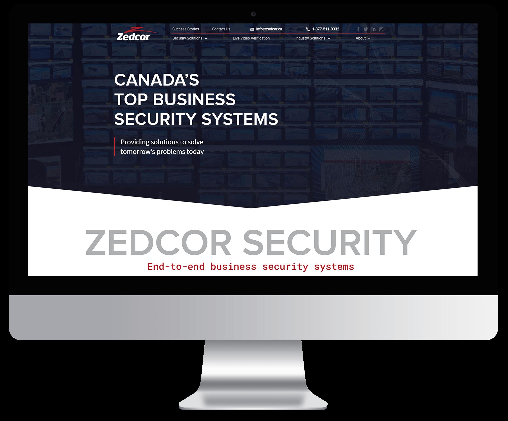 zedcor case study mockup image